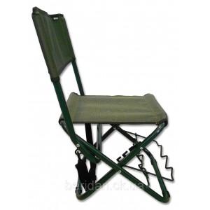 Складной стул Ranger с подставками под удочки,нагрузка 110 кг