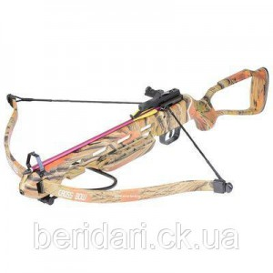 Арбалет Man Kung MK-150A2ACR + 2 стрелы