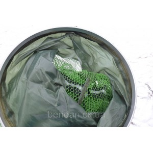 Садок   покрытый латексом 2.5 м d= 35 см
