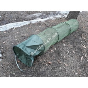 Садок   капроновая сетка 2 м диаметр 40 см
