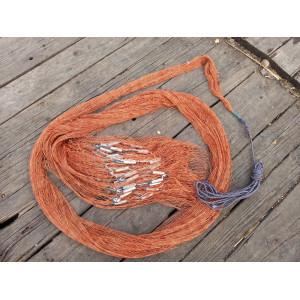 Кастинговая сеть нить испанка парашут 4.5 м диаметр 3 высота ∅20мм  М
