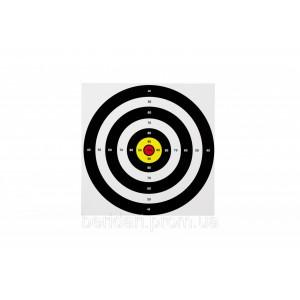 мишень для стрельбы  малая  10 шт  (40X40)