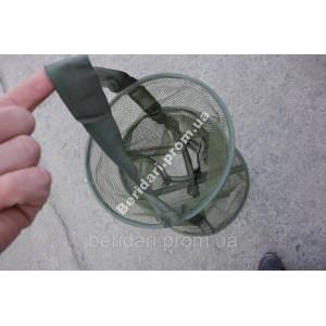 Садок из капроновой нитки 50см  ,d=34см