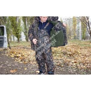 Зимний   костюм для охоты  темны дуб   ,алова